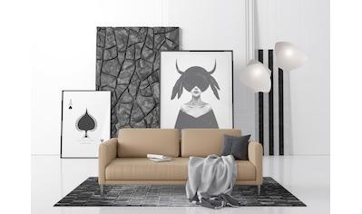 machalke® 3-Sitzer »slender« kaufen