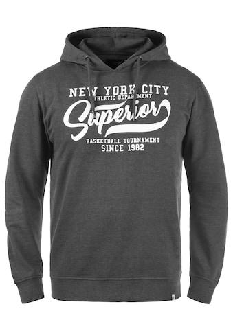 Indicode Hoodie »Galileri«, Kapuzensweatshirt kaufen