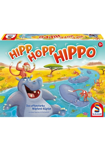 Schmidt Spiele Spiel »Hipp-Hopp-Hippo« kaufen