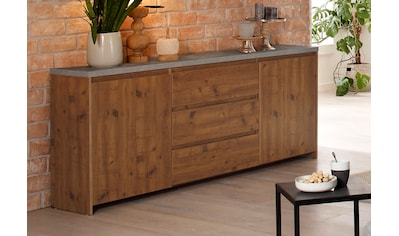 Home affaire Sideboard »Maribo«, im modernem Landhaus-Stil, mit schöner... kaufen