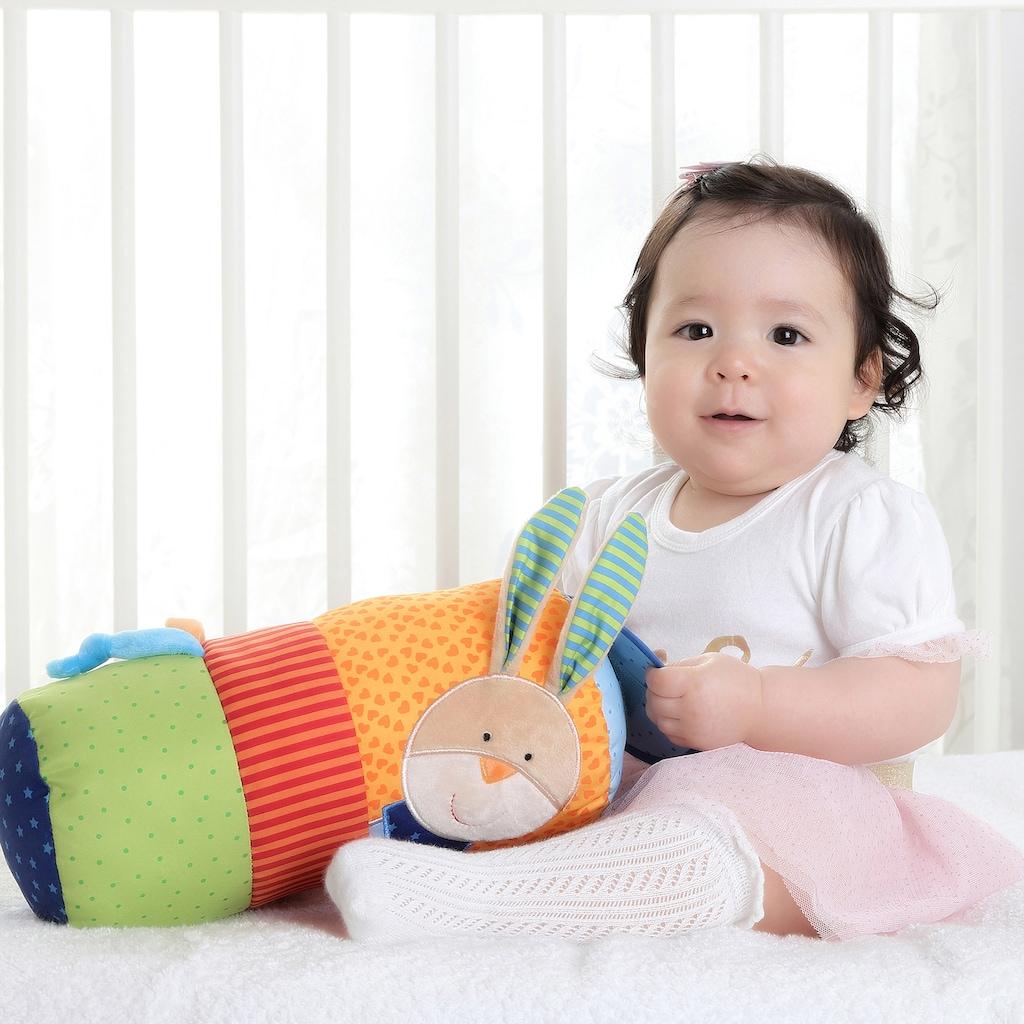Sigikid Krabbelrolle »Baby Activity, Hase«