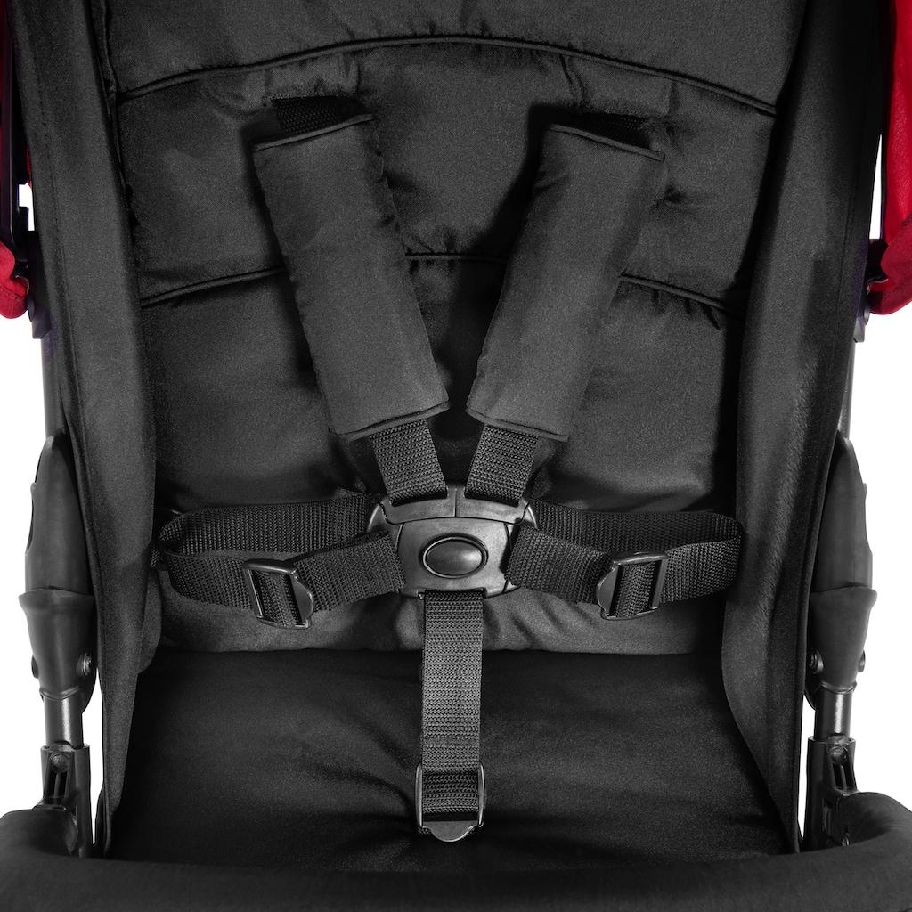 Hauck Sportbuggy »Sport«, 15 kg, mit schwenk- und feststellbaren Vorderrädern; Kinderwagen, Buggy, Sportwagen, Kinder-Buggy, Kinderbuggy, Sport-Kinderwagen