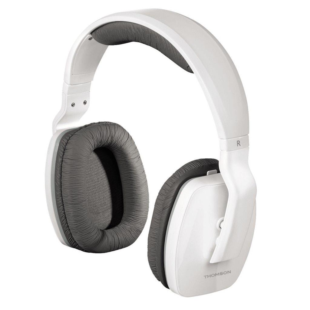 Thomson Kabelloser Funk-Kopfhörer Over-Ear für TV, HiFi, PC