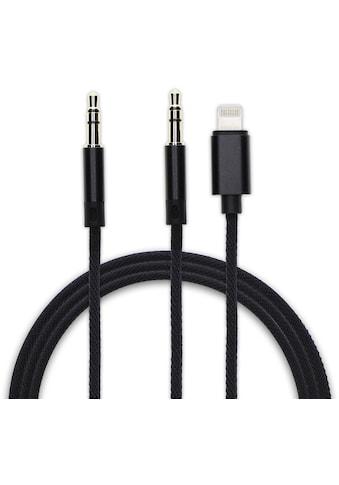 4smarts Adapter »Audiokabel SoundCord textil« kaufen
