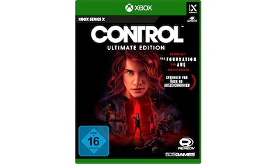 Xbox Spiel »Control Ultimate Edition«, Xbox Series X kaufen
