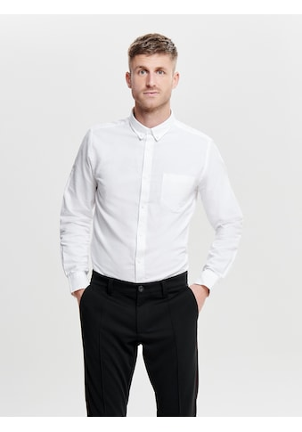 ONLY & SONS Langarmhemd »VARO LS OXFORD SHIRT« kaufen