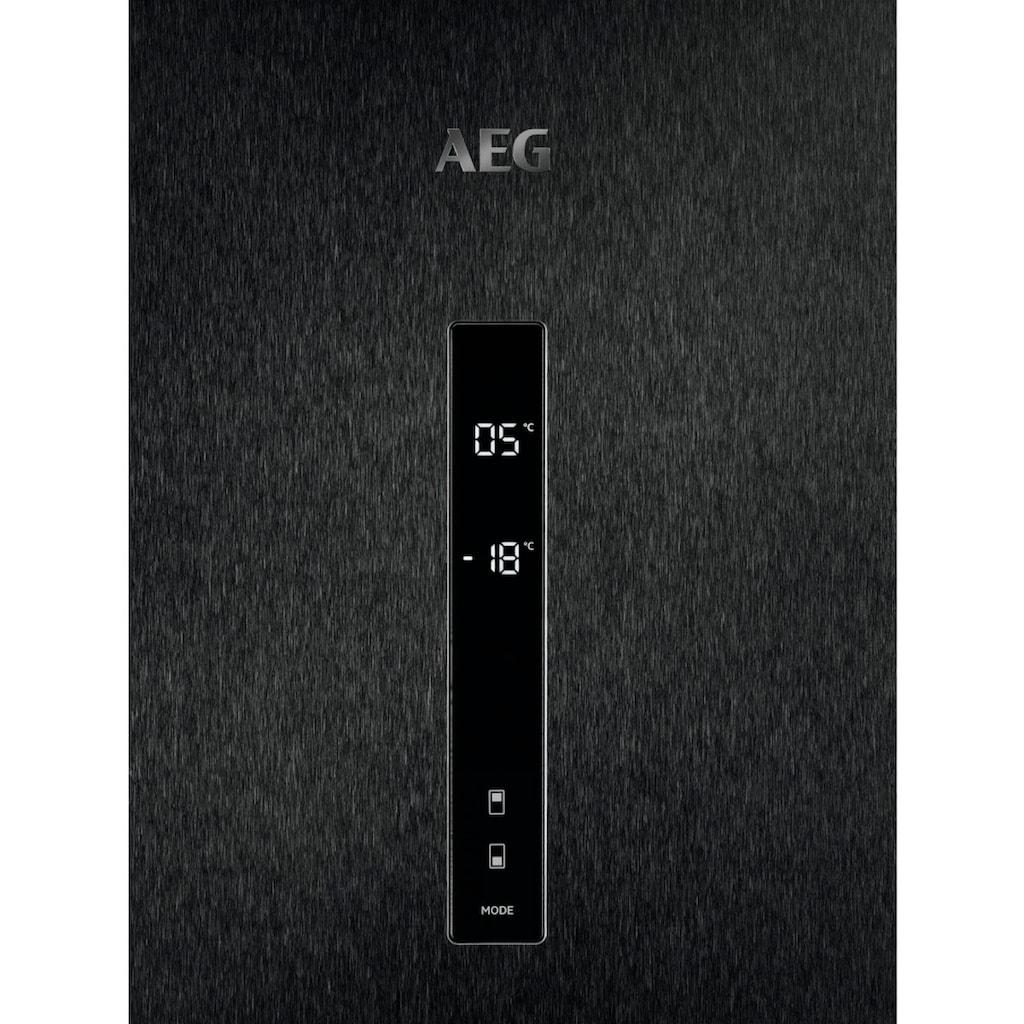 AEG Kühl-/Gefrierkombination