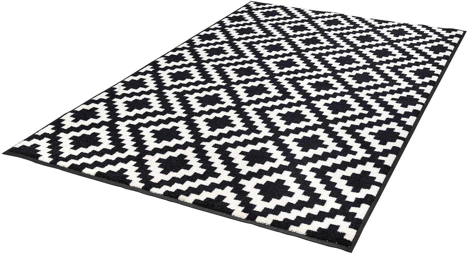 Teppich Kalmar wash+dry by Kleen-Tex rechteckig Höhe 7 mm gedruckt