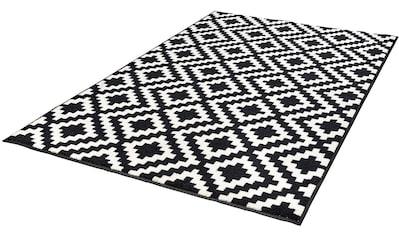 wash+dry by Kleen-Tex Teppich »Kalmar«, rechteckig, 7 mm Höhe, Wohnzimmer kaufen