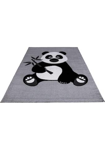 Festival Kinderteppich »Candy 157«, rechteckig, 11 mm Höhe, Motiv Pandabär kaufen