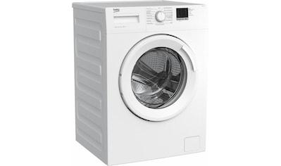 waschmaschinen mit frontlader auf rechnung kaufen baur. Black Bedroom Furniture Sets. Home Design Ideas