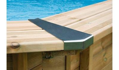 INTERLINE Eckverbinder 8 Stück, für Holz - Rundpool kaufen
