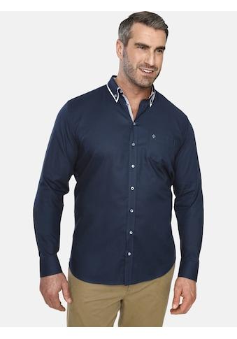 Charles Colby Langarmhemd »DUKE MURREY«, Einstecktuch inklusive kaufen