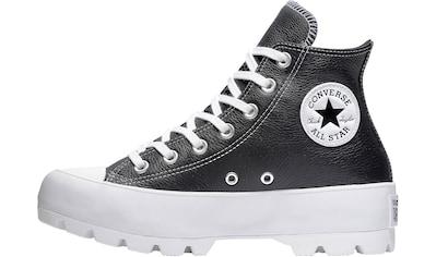 Converse Plateausneaker »Chuck Taylor All Star Lugged Hi« kaufen