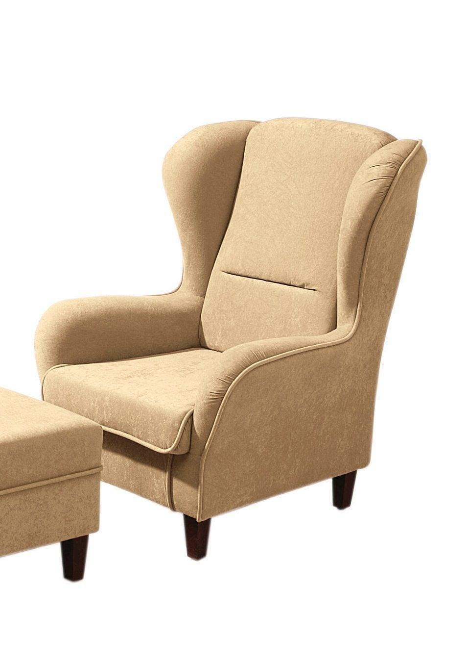 ohrenbackensessel serie nicola preise vergleichen und g nstig einkaufen bei der preis. Black Bedroom Furniture Sets. Home Design Ideas