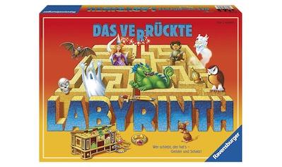 Ravensburger Spiel »Das verrückte Labyrinth«, Made in Europe, FSC® - schützt Wald - weltweit kaufen