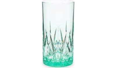 Q Squared NYC Longdrinkglas, (Set, 6 tlg., 6 x Gläser), aus sicherem Material -... kaufen