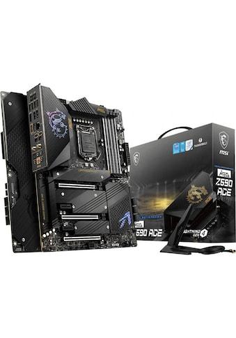 MSI Mainboard »MEG Z590 ACE« kaufen