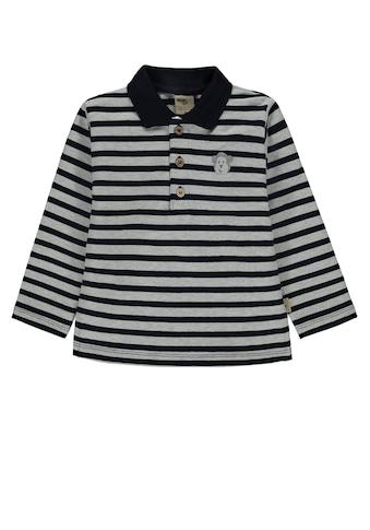 Bellybutton Poloshirt langärmlig gestreift kaufen