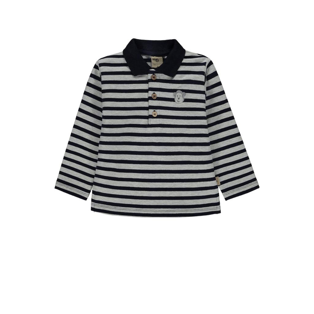 Bellybutton Poloshirt langärmlig gestreift
