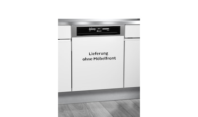 BAUKNECHT teilintegrierbarer Geschirrspüler »OBBO POWERCLEAN 6330«, OBBO POWERCLEAN... kaufen