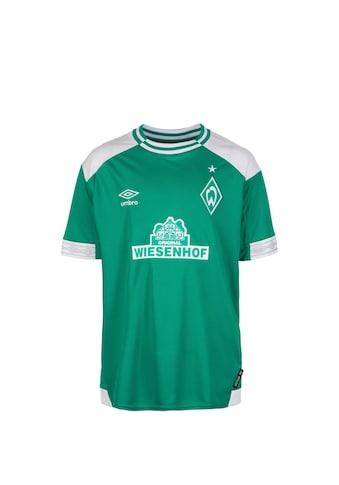 Umbro Fußballtrikot »Sv Werder Bremen 18/19 Heim« kaufen