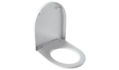 GEBERIT WC - Sitz »iCon«, weiß, mit Absenkautomatik kaufen