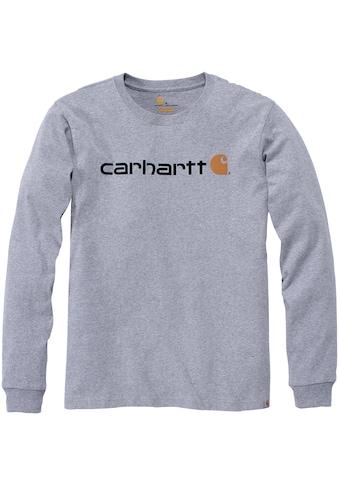 Carhartt Longpullover »CORE« kaufen