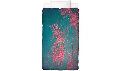 Bettwäsche »Whispers Of Pink«, Juniqe kaufen