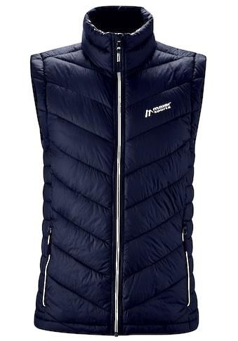Maier Sports Funktionsjacke »Notos Vest M«, Isolationsweste,atmungsaktiv, perfekte Passform kaufen