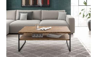 set one by Musterring Couchtisch »Modesto«, mit Ablageboden, Breite 115 cm kaufen