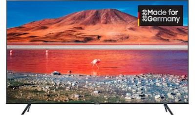 Samsung GU75TU7199U LED - Fernseher (189 cm / (75 Zoll), 4K Ultra HD, Smart - TV kaufen