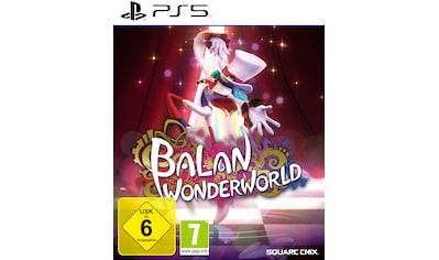 SquareEnix Spiel »Balan Wonderworld«, PlayStation 5 kaufen