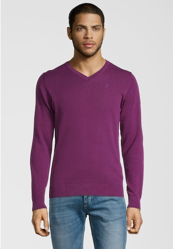 U.S. Polo Assn V - Ausschnitt - Pullover »V - Ausschnitt« kaufen
