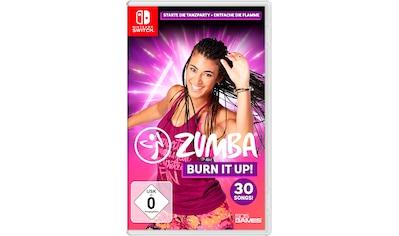 Zumba: Burn it up! Nintendo Switch kaufen