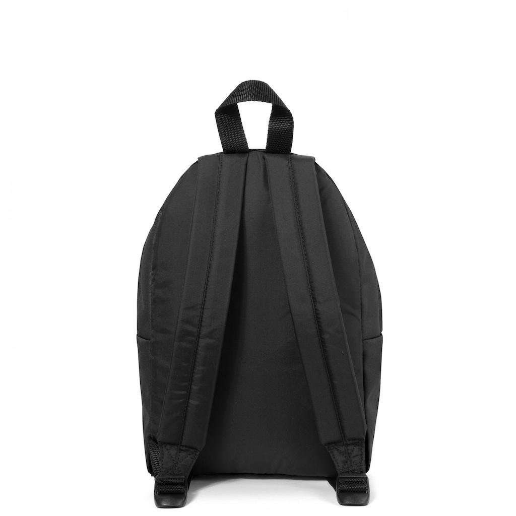 Eastpak Cityrucksack »ORBIT, Black«, enthält recyceltes Material (Global Recycled Standard)