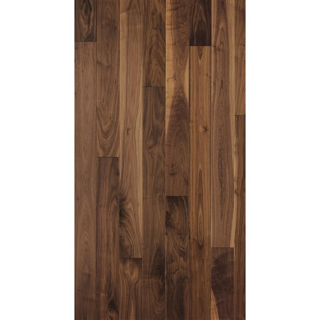 PARADOR Parkett »Trendtime 4 Natur - Walnuss amerik.«, Klicksystem, 2010 x 160 mm, Stärke: 13 mm, 2,89 m²