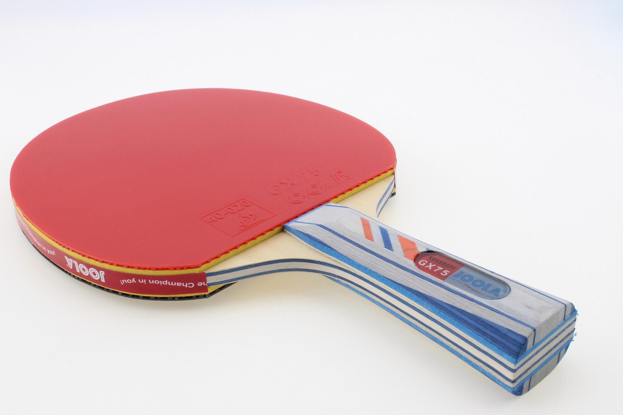 Joola Tischtennisschläger Rosskopf GX 75 (Set 3-tlg mit Bällen) Technik & Freizeit/Sport & Freizeit/Sportarten/Tischtennis/Tischtennis-Ausrüstung