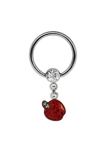 Adelia´s Intimpiercing »Intim Piercing Ring und Apfel mit Steinen«, Mit 5 mm... kaufen