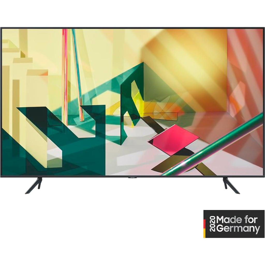 "Samsung QLED-Fernseher »GQ85Q70T«, 214 cm/85 "", 4K Ultra HD, Smart-TV"