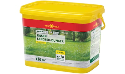 WOLF-Garten Rasendünger »ED-RA 120 ENERGY DEPOT«, Langzeit-Dünger, 5,4 kg kaufen