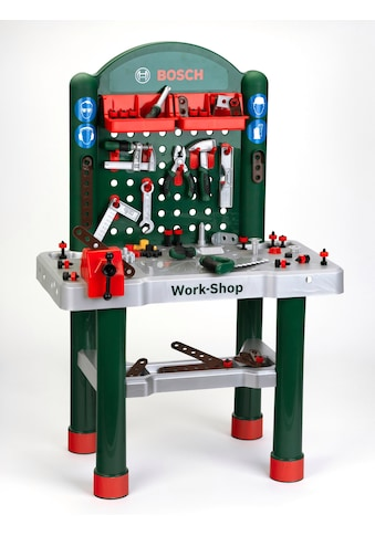 Klein Werkbank »Bosch Workshop«, Made in Germany kaufen