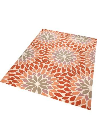 Teppich, »Lotus«, Esprit, rechteckig, Höhe 10 mm, handgetuftet kaufen