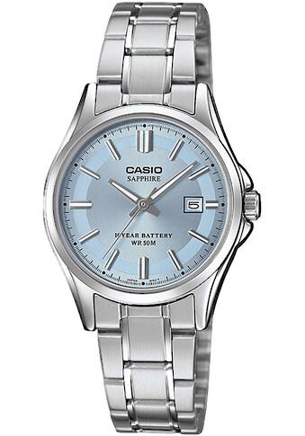 Casio Collection Quarzuhr »LTS - 100D - 2A1VEF« kaufen