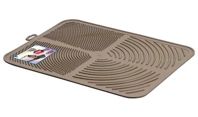 SILVIO design Bodenschutzmatte »Alladin«, für Katzentoiletten, BxL: 32x42 cm kaufen