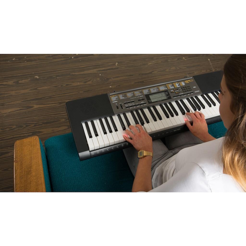 CASIO Keyboard »LK136«, mit Leuchttasten-Lernsystem