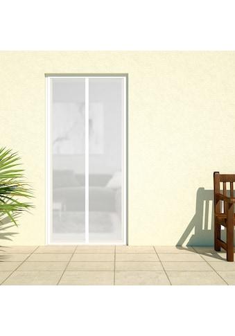 hecht international Insektenschutz-Vorhang »DELUXE«, weiß, BxH: 100x220 cm kaufen