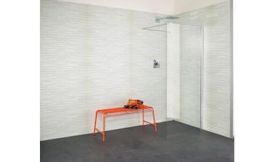 Walk - In Dusche »Relax«, Breite 120 cm kaufen