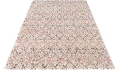 MINT RUGS Hochflor-Teppich »Cameo«, rechteckig, 35 mm Höhe, Wohnzimmer kaufen