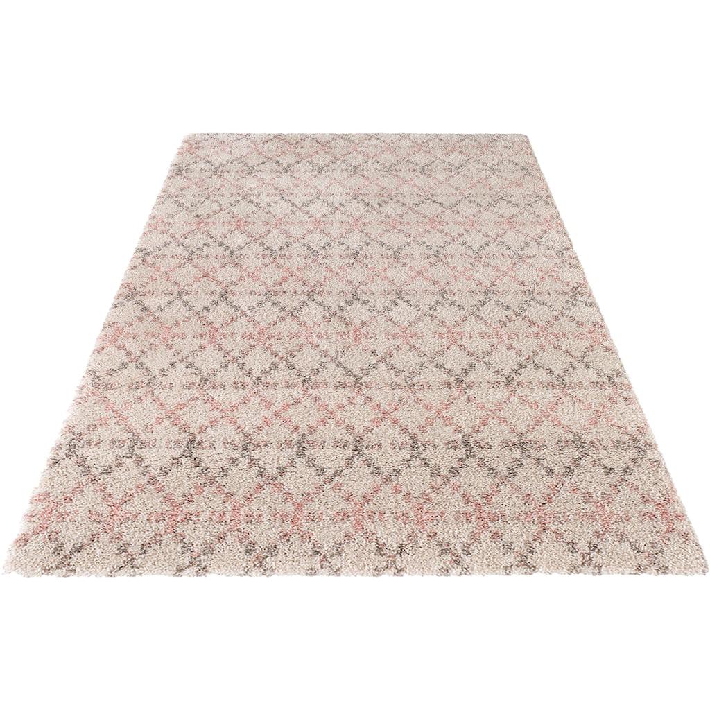 MINT RUGS Hochflor-Teppich »Cameo«, rechteckig, 35 mm Höhe, Wohnzimmer